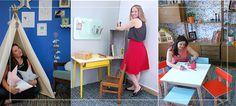 עיצוב פנים   הפקת חדרי ילדים: מלוח השראה... לחדר ילדים