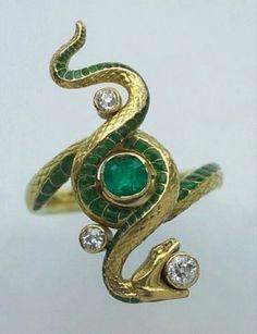 Slytherin ring