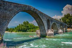 Bridge of Arta, Greece by HA PHOTO   on 500px