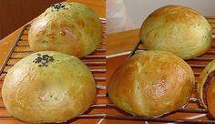 Pães - Pão de Abacate - Bem Feitinho