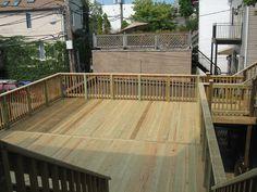 Roof Top Decks By Katlia Construction On Pinterest Decks