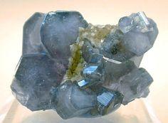 Fluorapatite with Siderite
