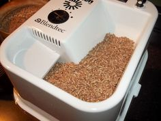 Blendtec Electric Grain Mill: Make Flour Quick and Easy!