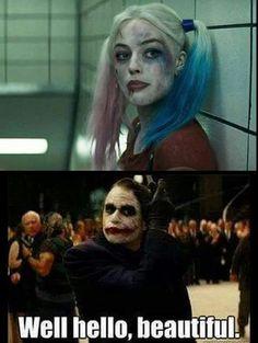 Harley Quinn x Joker ♥♥♥