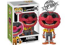 Animal - The Muppets POP! Vinyl Figure