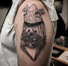 Dark Tattoo, Grey Tattoo, Color Tattoo, I Tattoo, Time Tattoos, Body Art Tattoos, Sleeve Tattoos, Surreal Tattoo, Spooky Tattoos