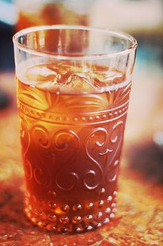 Sweet tea. That is all. | 20 Reasons The Rest Of America Is Jealous Of The South