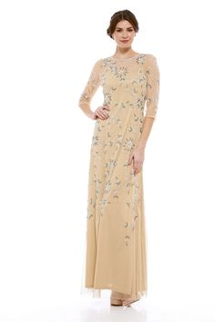 Peggy Embellished Maxi Dress