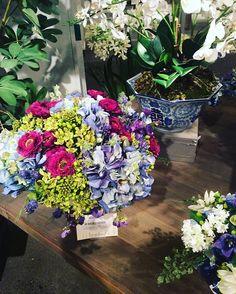 Gorgeous Lux-Art Silks new arrangements! #lux-art silks #austindesign #floral #hpmkt #hpmkt2016 #indetailshowroom #design #interiordesign