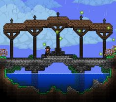 little Bridge : Terraria