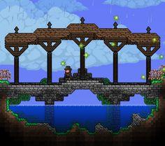 little Bridge : Terraria