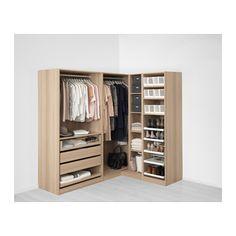 PAX Eckkleiderschrank - 210/160x201 cm - IKEA