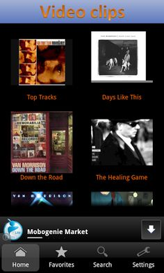 Van Morrison Music - music and video clips. We welcome you to Van Morrison songs, albums, live shows, top charts and hundreds of video clips. This app is a music video library including hundreds of Van Morrison songs and videos categorized and cataloged for the user's convenience and joy. All you have to do is choose your desired song or playlist and enjoy the music. Disclaimer: All the videos are taken from YouTube and belong to their own publishers. We do not edit nor add any video or…