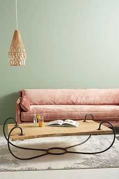 Anthropologie Monarch Coffee Table