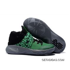 new arrival 3c80e fc2f1 Nike Kyrie 2 Shoes Green Black Basketball Shoes Online, Price   98.37 - Adidas  Shoes,Adidas Nmd,Superstar,Originals