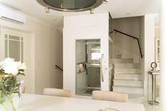 Homeplaza: Homelifte - Private Aufzüge für den bequemen, barrierefreien Etagenwechsel (Foto: epr/Ammann & Rottkord) Elevator, Save Energy