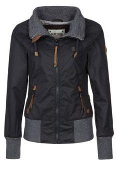 Naketano SCHLAGERSTAR II - Light jacket - blue - Zalando.co.uk