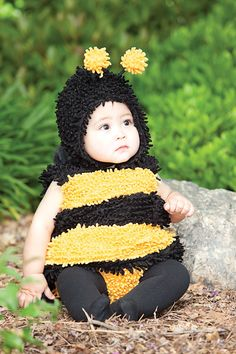 Stinger Bee Infant / Toddler Costume from BirthdayExpress.com