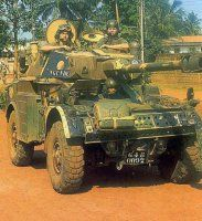 1960 PANHARD AML 90 Falklands War, Armored Vehicles, Military Vehicles, Offroad, Tanks, Monster Trucks, French, Battle Tank, Cold War