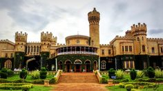 Bangalore Palace,This Tudor-esque palace is currently owned by the royal family of Mysore.