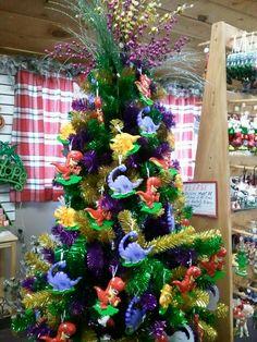 dinosaur tree Christmas Trees For Kids, Christmas Tree Themes, Merry Little Christmas, Country Christmas, Christmas Art, Christmas Projects, Christmas 2019, All Things Christmas, Christmas Wreaths