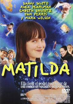 Matilda [Vídeo-DVD] / dirigida por Danny de Vito