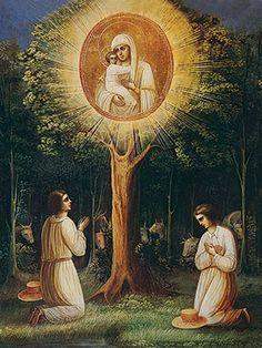Mother of God of Zhirovichi, $3.00, Catalog of St. Elisabeth Convent #icon #MotherofGod #Blessed #VirginMary #CatalogOfGoodDeed #christianity #orthodoxy #church #Mary