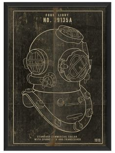 Diver Helmet (original link is missing)