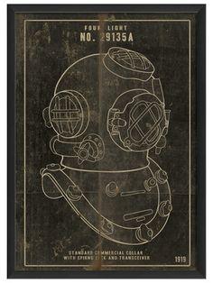 Diver Helmet (original link is missing)