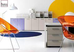 Caisson mobile à tiroirs, coloris sable, IVM office