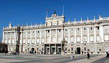 Madrid – Royal Palace (wiki)