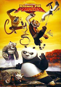 Kung Fu Panda Theatrical Poster, Teaser Posters | WorstPreviews.com Hd Movies, Movie Tv, Kung Fu Panda, 3d Animation, Animation Movies, Mickey Mouse, Disney Characters, Fictional Characters, Sci Fi