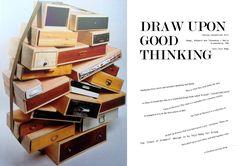 SHIFTAZINE: Draw upon good thinking