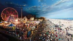 Photographer Stephen Wilkes crafts stunning compositions of landscapes as they transition from day to night, exploring the space-time continuum within a two-...