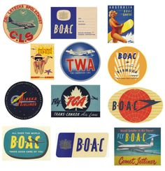 Vintage airlines..TWA..i worked for them in the 50's
