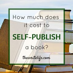 Not sure what to budget to publish your book? Four self-published authors share they spent to self-publish.