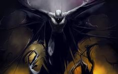 batman dark - DC Comics