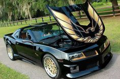 "The new ""TRANS AM"""