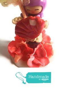 Figurine d corative clown fimo fait main multicolore for Decoration chambre kimmidoll