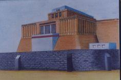 Templo Eridu , 5000 A. C http://www.bloganavazquez.com/2009/06/02/eridu-una-ciudad-del-iv-milenio-acdinastico-arcaico/