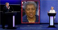 The final presidential debate definitely had some fiery moments that are being rehashed in every corner of America today, and there were also some pretty intense moments after the main event too. DNC Chairwoman Donna Brazile probably wished she could have just stayed home after one FOX News anchor caught her lying about a huge scandal involving debate rigging for Hillary Clinton on live national television.