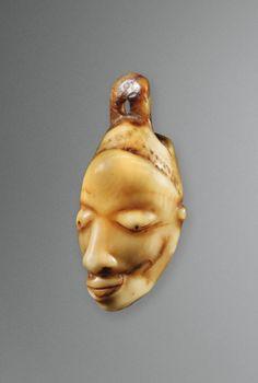 pende pendentif en ivoire   figure   sotheby's pf1518lot793wwen