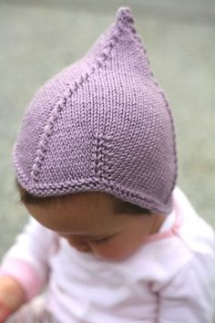 Ravelry: Project Gallery for Baby Pilot-Style Hat Pattern pattern by Cadi Thomas もっと見る Baby Hat Knitting Pattern, Baby Hat Patterns, Baby Hats Knitting, Knitting For Kids, Knitting Patterns Free, Knitting Yarn, Crochet Patterns, Free Knitting, Crochet Baby