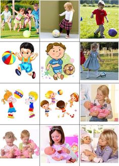 Кто что делает Oral Motor, Early Intervention, Picture Cards, Teaching Materials, Speech Therapy, Card Games, Preschool, Action, How To Plan