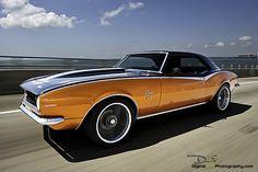 1968 Camaro SS