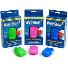 Wetstop3 - Bed Wetting Alarm Kit