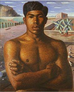 Candido Portinari è stato un pittore brasiliano, uno dei maggiori rappresentanti dell