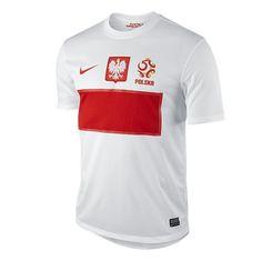 cf9202c0c40 Nike Poland Home Jersey 12 13 - White  nike  nikesoccer  soccer