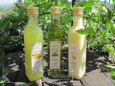 🍋 Finalmente pronti! Limoncino I Crema di limoni I Liquore di menta Fatti in casa con la ricetta di Nadia e con i prodotti freschi e genuini del nostro orto 🍋