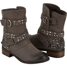 I like anything with studs on them